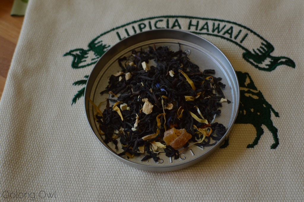lupicia hawaii original tea blends collection - oolong owl tea review (4)