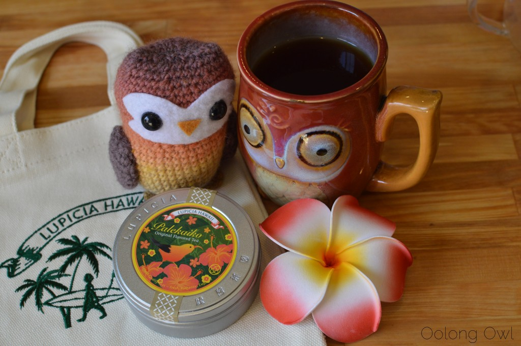 lupicia hawaii original tea blends collection - oolong owl tea review (9)
