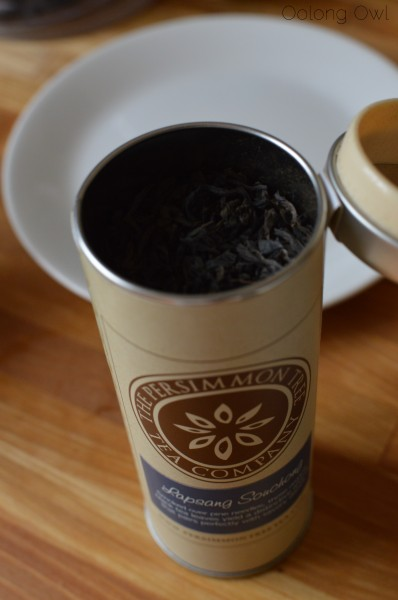 Lapsang souchong the persimmon tree - oolong owl tea review (1)
