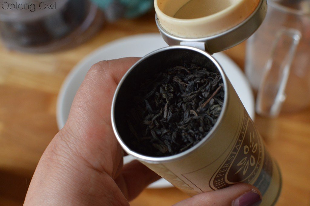 Lapsang souchong the persimmon tree - oolong owl tea review (2)