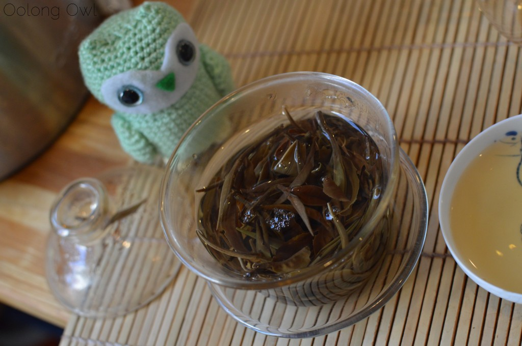 Moonlight white from jingmai puer from bana tea company - oolong owl tea review (14)