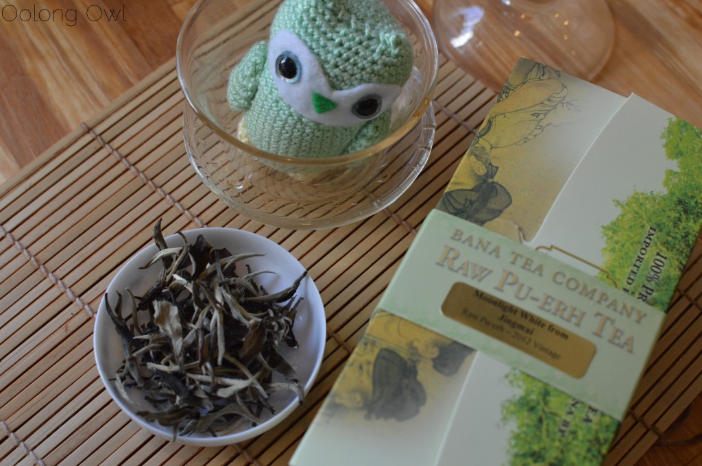 Moonlight white from jingmai puer from bana tea company - oolong owl tea review (5)