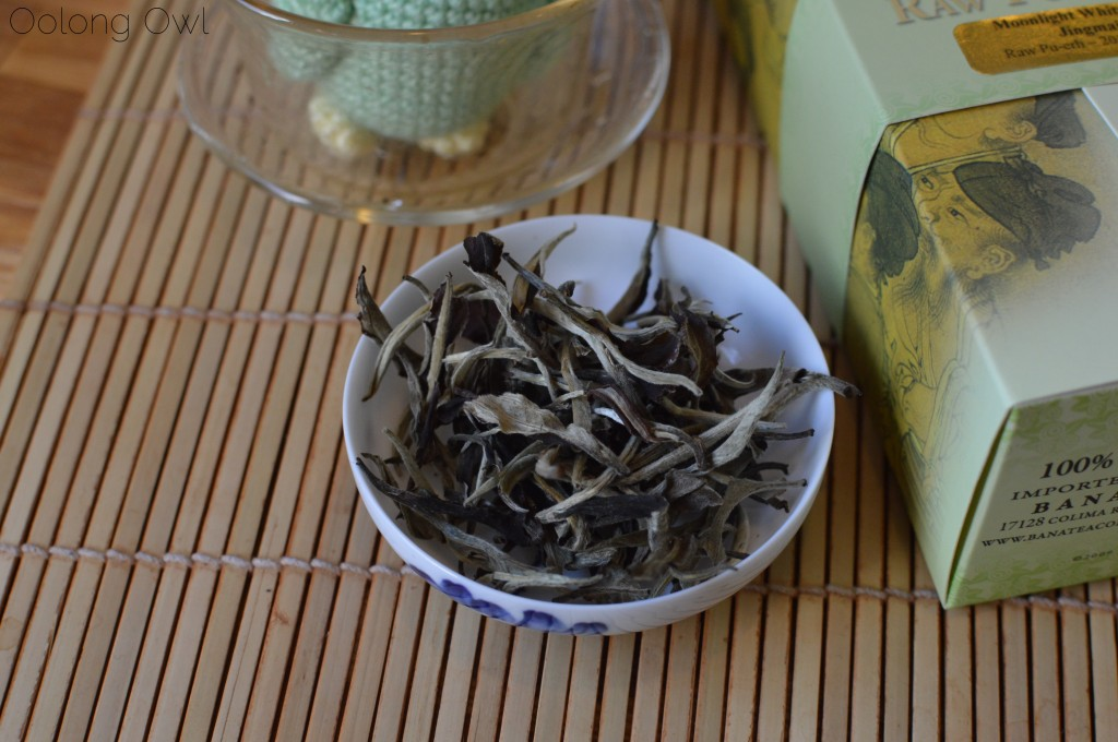 Moonlight white from jingmai puer from bana tea company - oolong owl tea review (6)