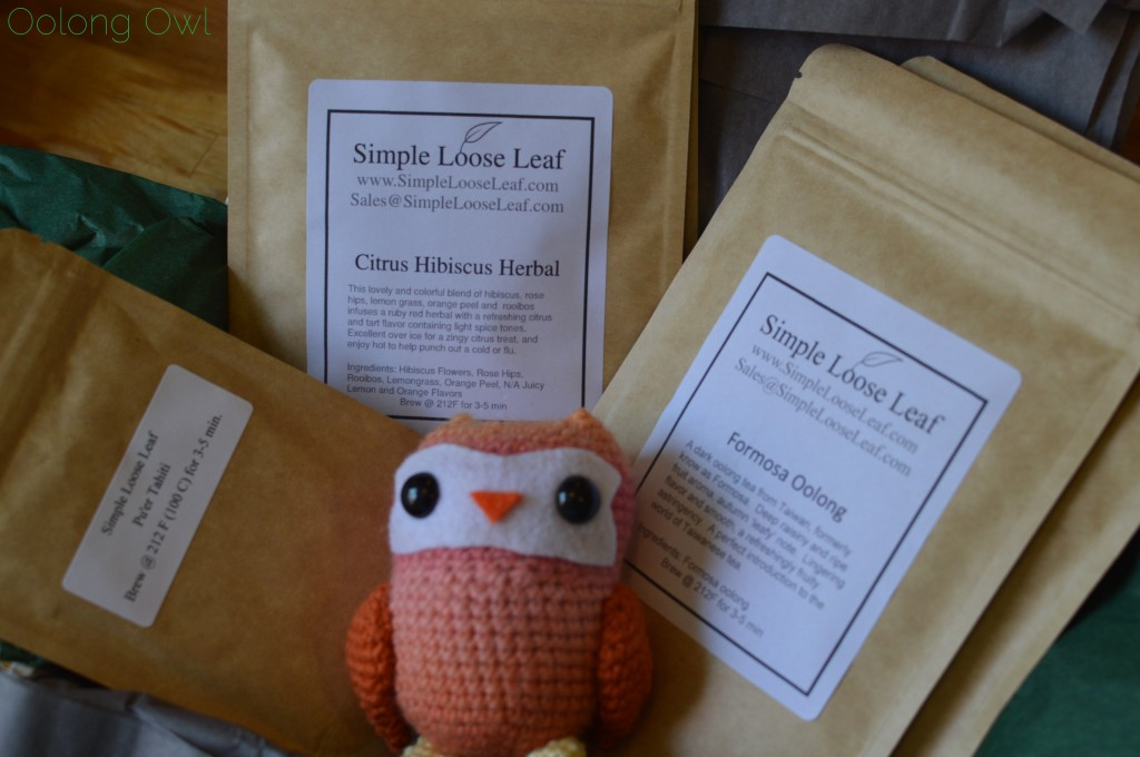 May simple loose leaf selection club - oolong owl tea review (1)
