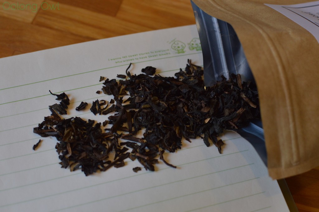 May simple loose leaf selection club - oolong owl tea review (4)