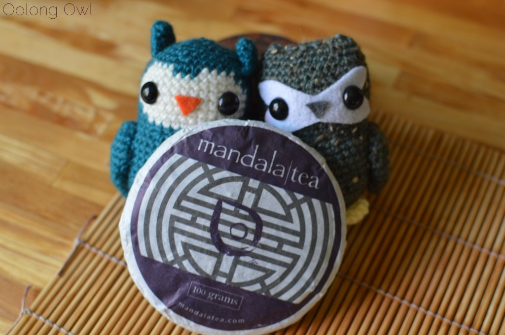 Phatty cake II from Mandala Tea - oolong owl tea review (1)