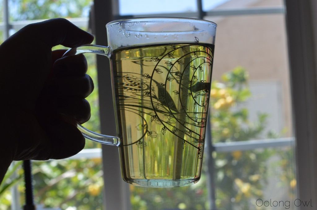 taiwan alishan high mountain oolong from cameron tea - oolong owl tea review (5)