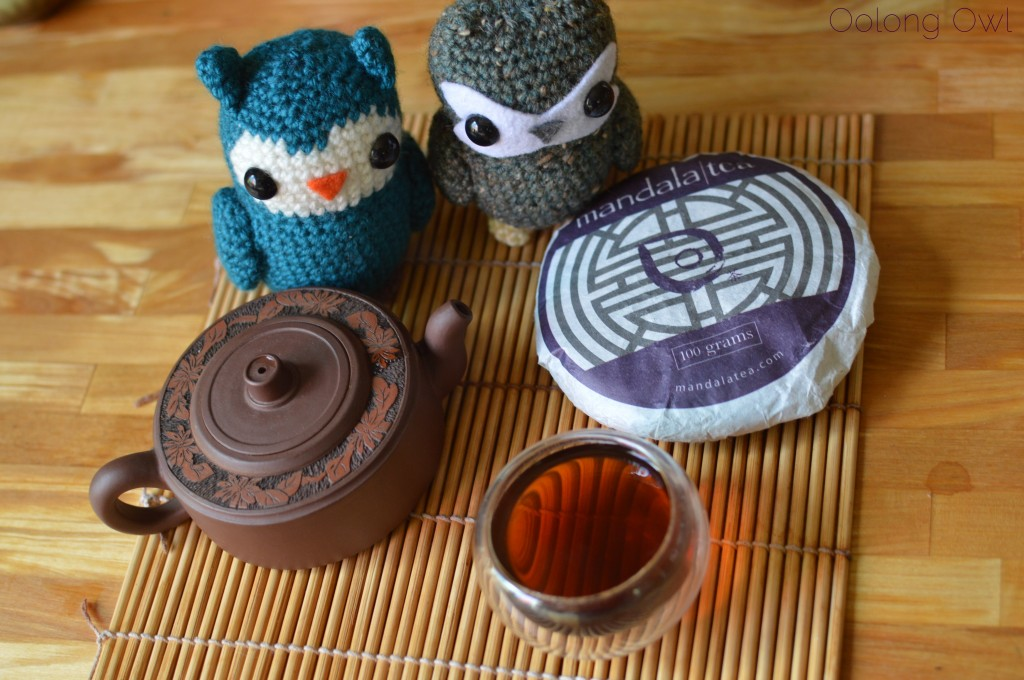 Phatty cake II from Mandala Tea - oolong owl tea review (5)