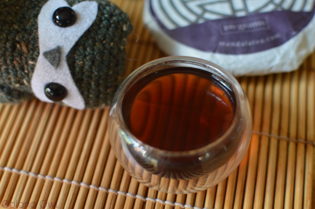 Phatty cake II from Mandala Tea - oolong owl tea review (6)