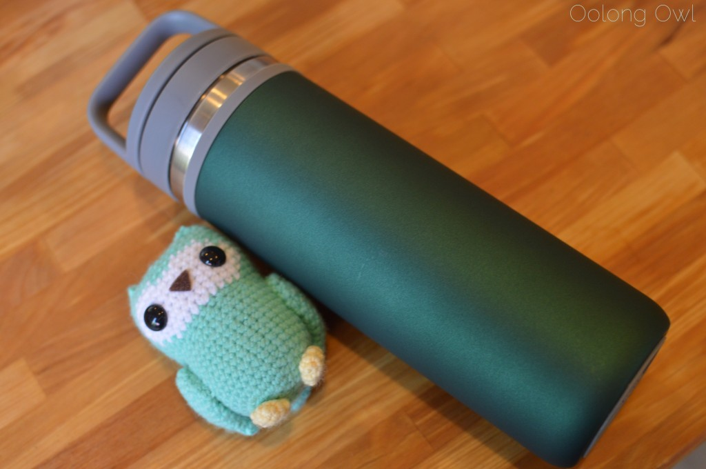 carry travel mug DavidsTea - oolong owl tea review (1)
