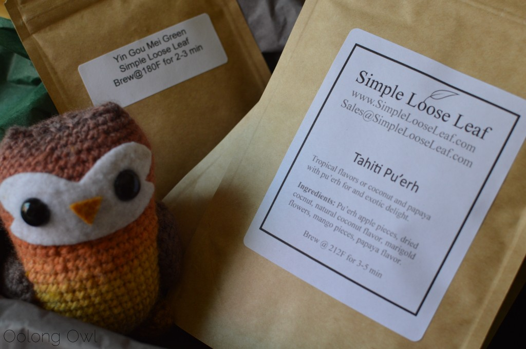 june simple loose leaf selection - oolong owl tea review (1)