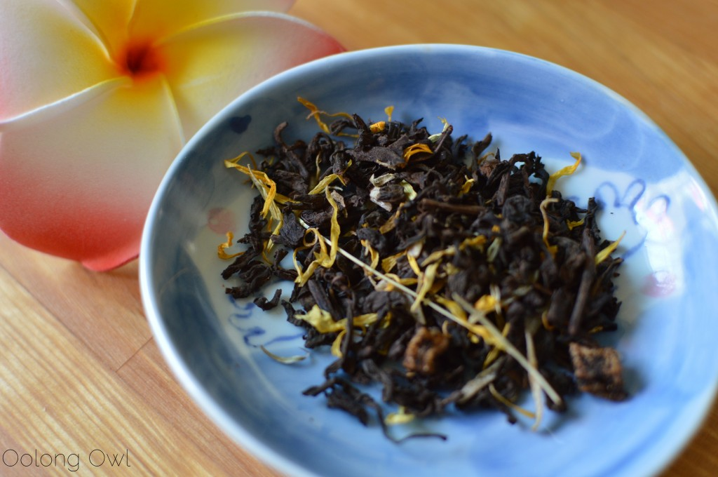 june simple loose leaf selection - oolong owl tea review (2)