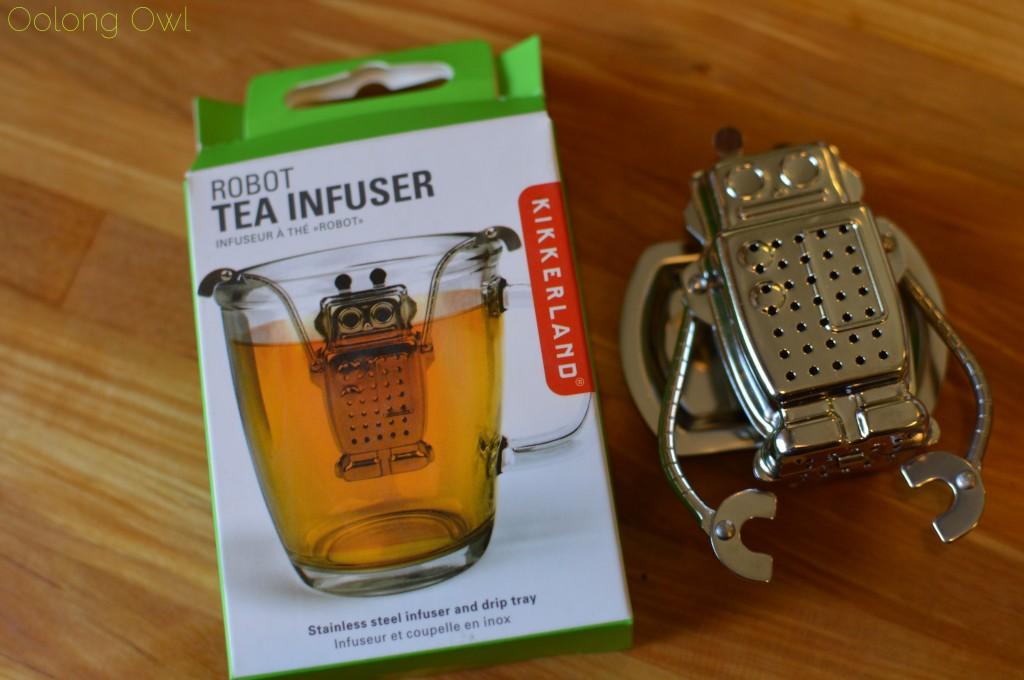 kikkerland robot tea infuser - oolong owl (1)