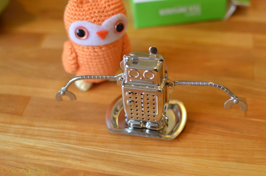 kikkerland robot tea infuser - oolong owl (2)