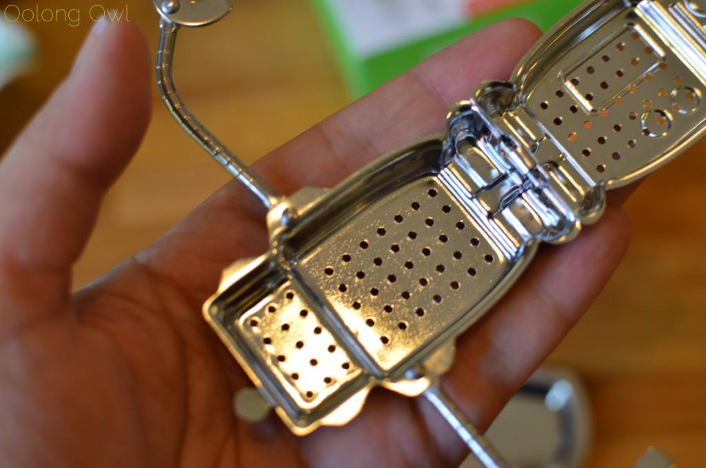 kikkerland robot tea infuser - oolong owl (4)
