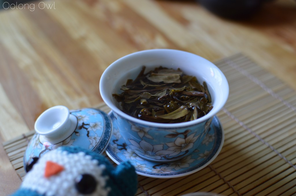 meng hun unfermented puer - jalam teas - oolong owl tea review (9) - Copy