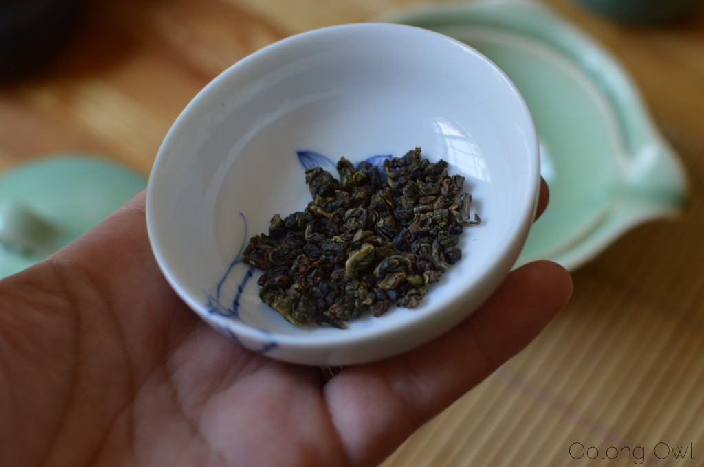 zhushan oolong goetea tealet - oolong owl tea review (1)