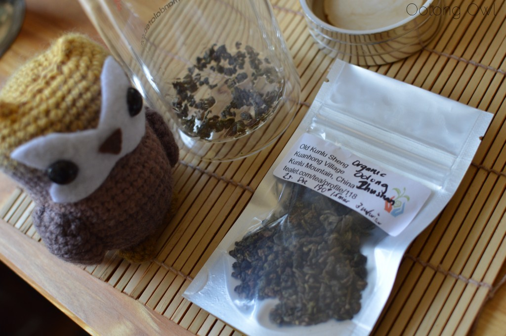 zhushan oolong goetea tealet - oolong owl tea review (2)