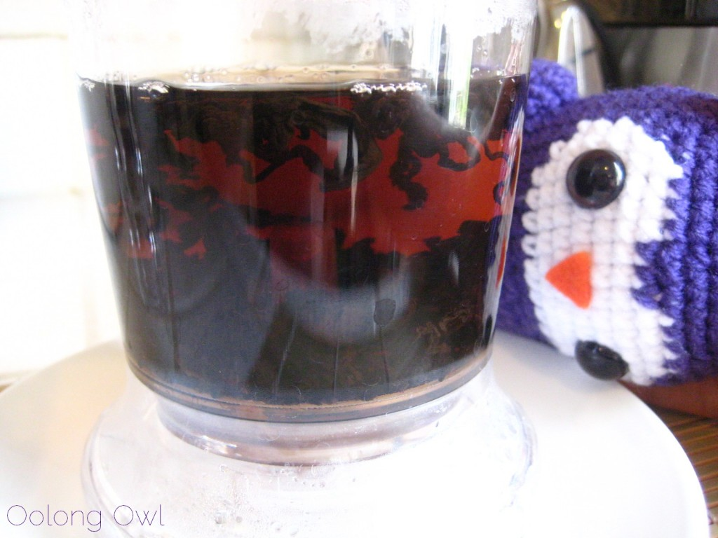 99 Oxidized Purple Oolong from Art of Tea - Oolong Owl Tea Review (8)