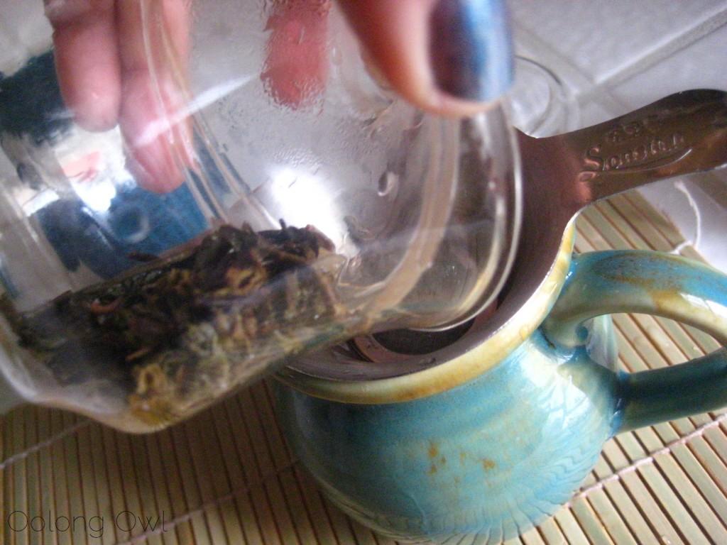 Autumn 2012 Sheng Pu er from Misty Peak Teas - Oolong Owl Tea Review (8)