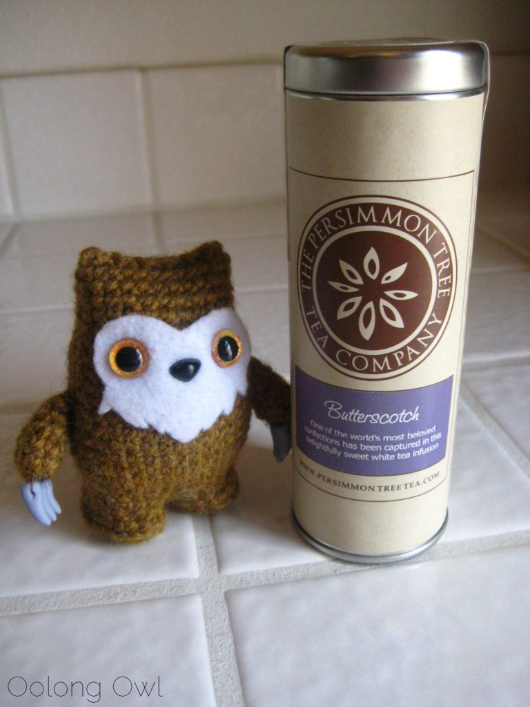 Butterscotch from The Persimmon Tree - Oolong Owl Tea Review (1)