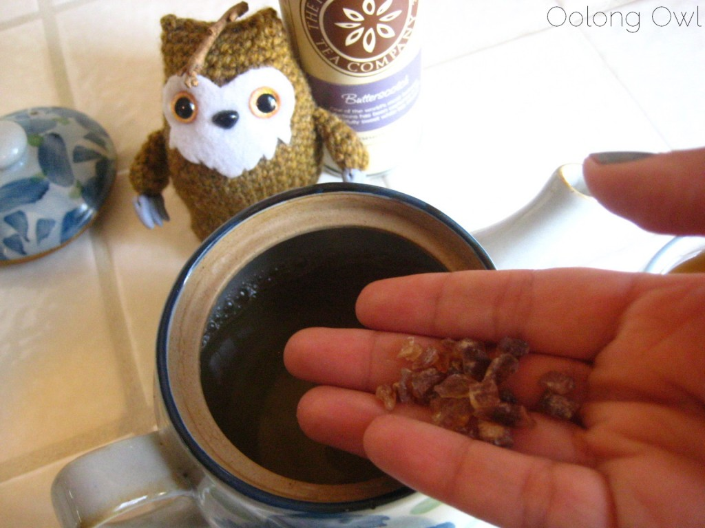 Butterscotch from The Persimmon Tree - Oolong Owl Tea Review (10)