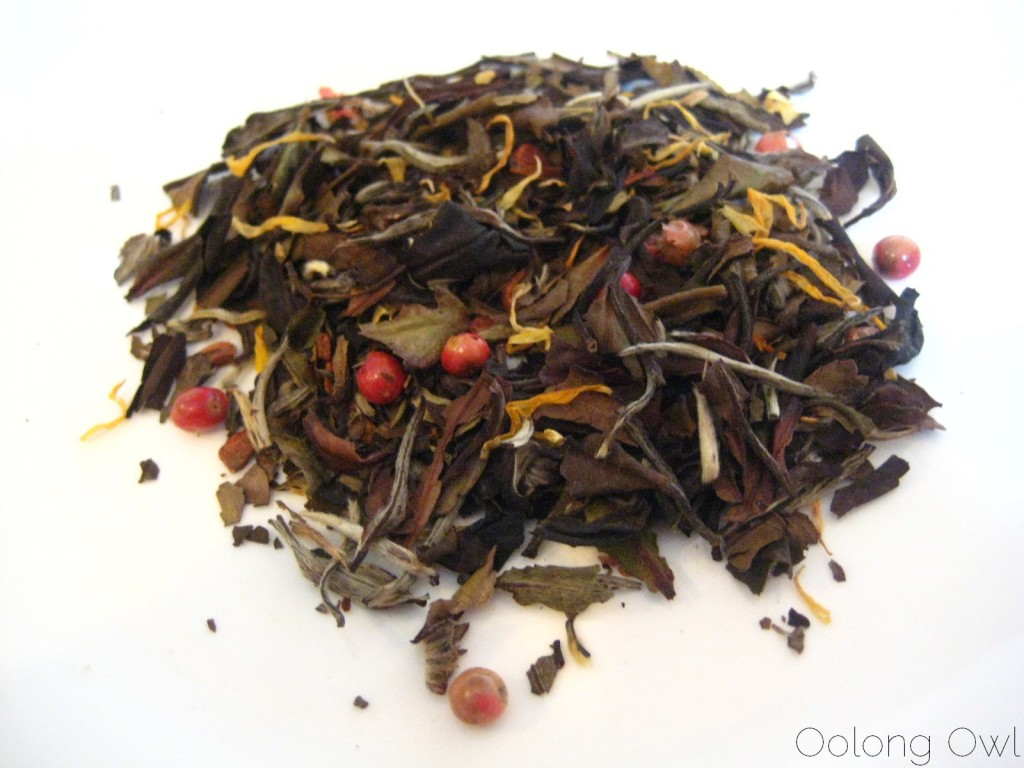 Butterscotch from The Persimmon Tree - Oolong Owl Tea Review (4)