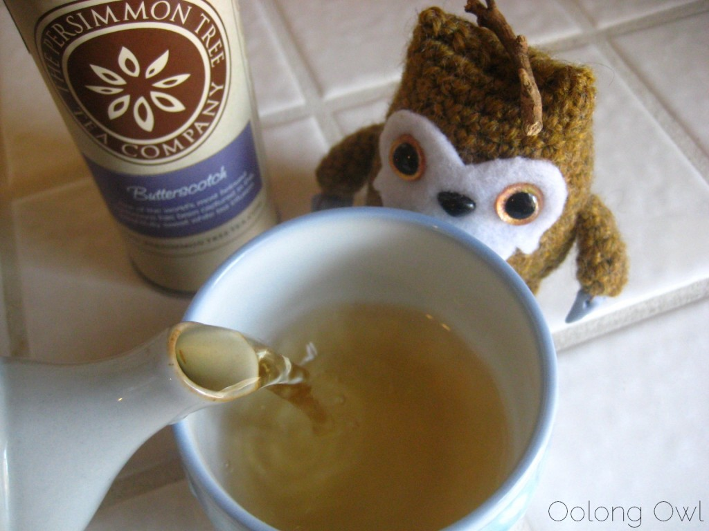Butterscotch from The Persimmon Tree - Oolong Owl Tea Review (8)