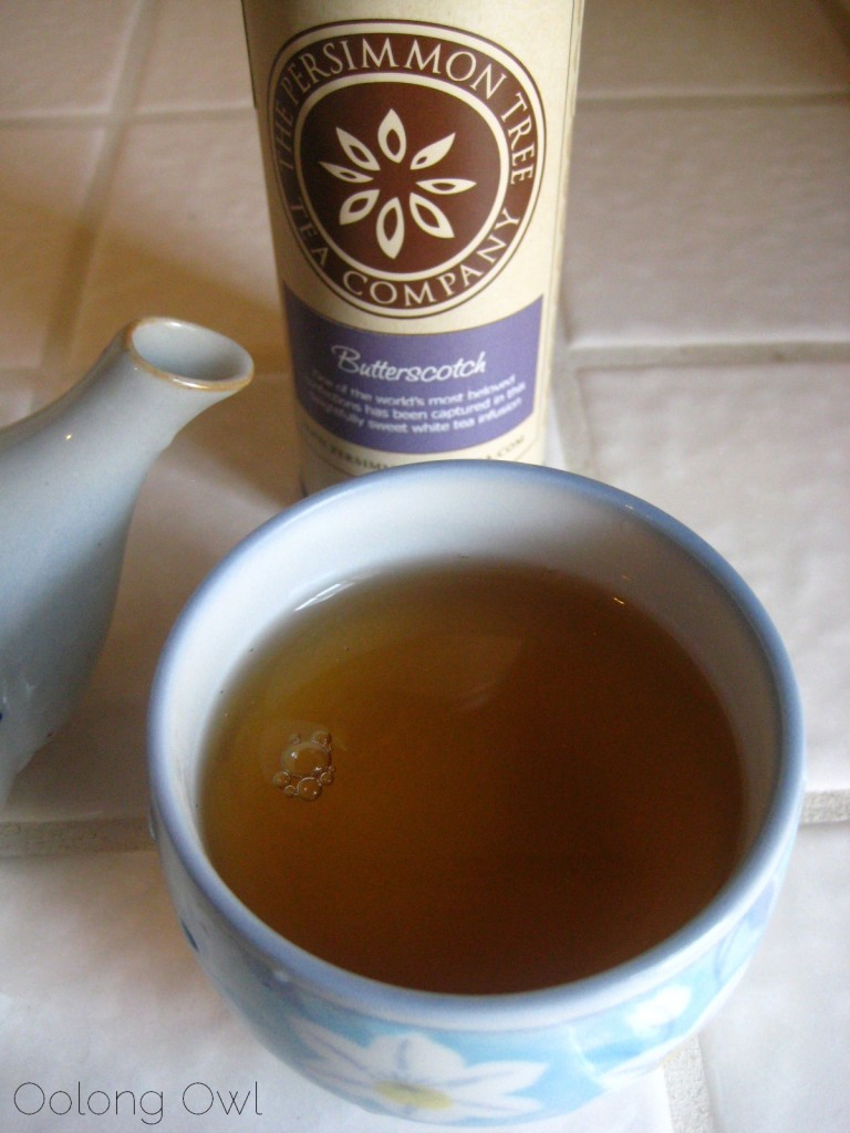 Butterscotch from The Persimmon Tree - Oolong Owl Tea Review (9)