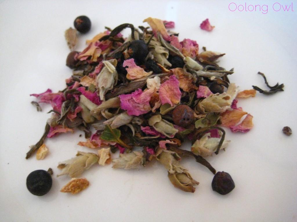 Eight Treasures Yabao from Verdant Teas - Oolong Owl tea review (2)
