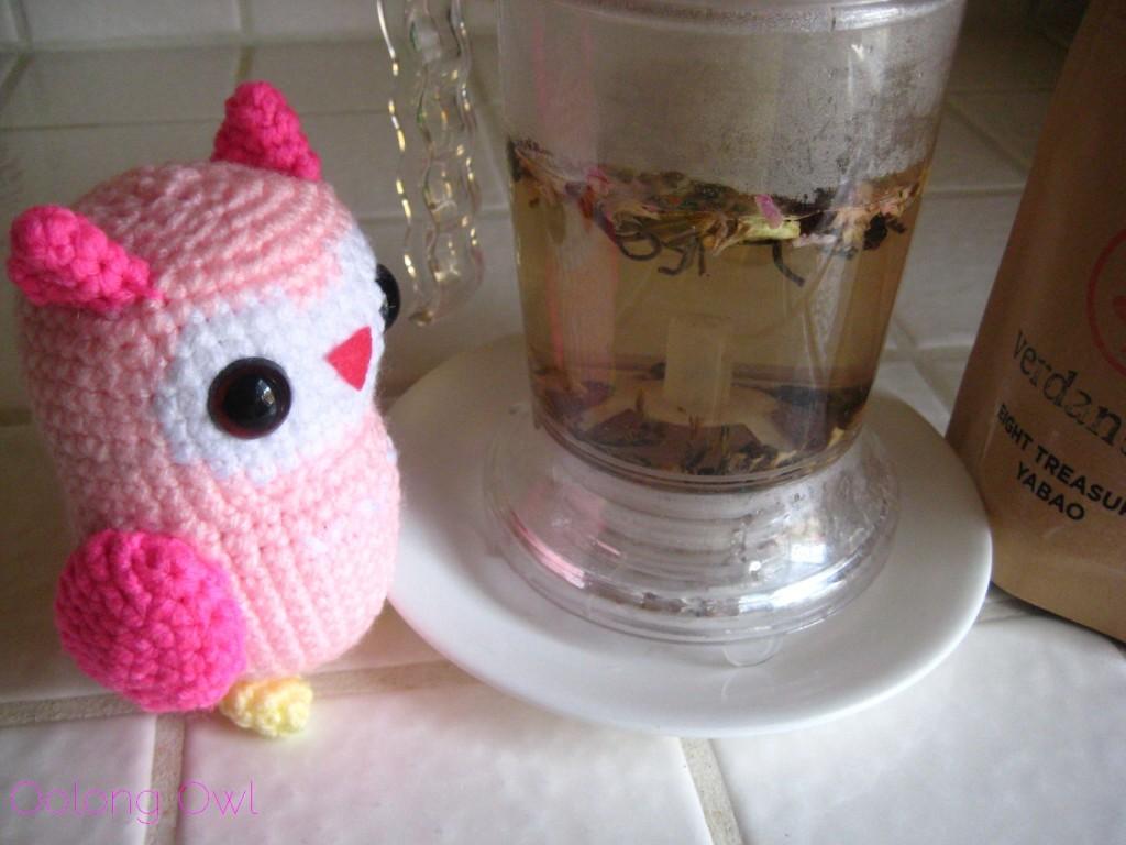 Eight Treasures Yabao from Verdant Teas - Oolong Owl tea review (5)