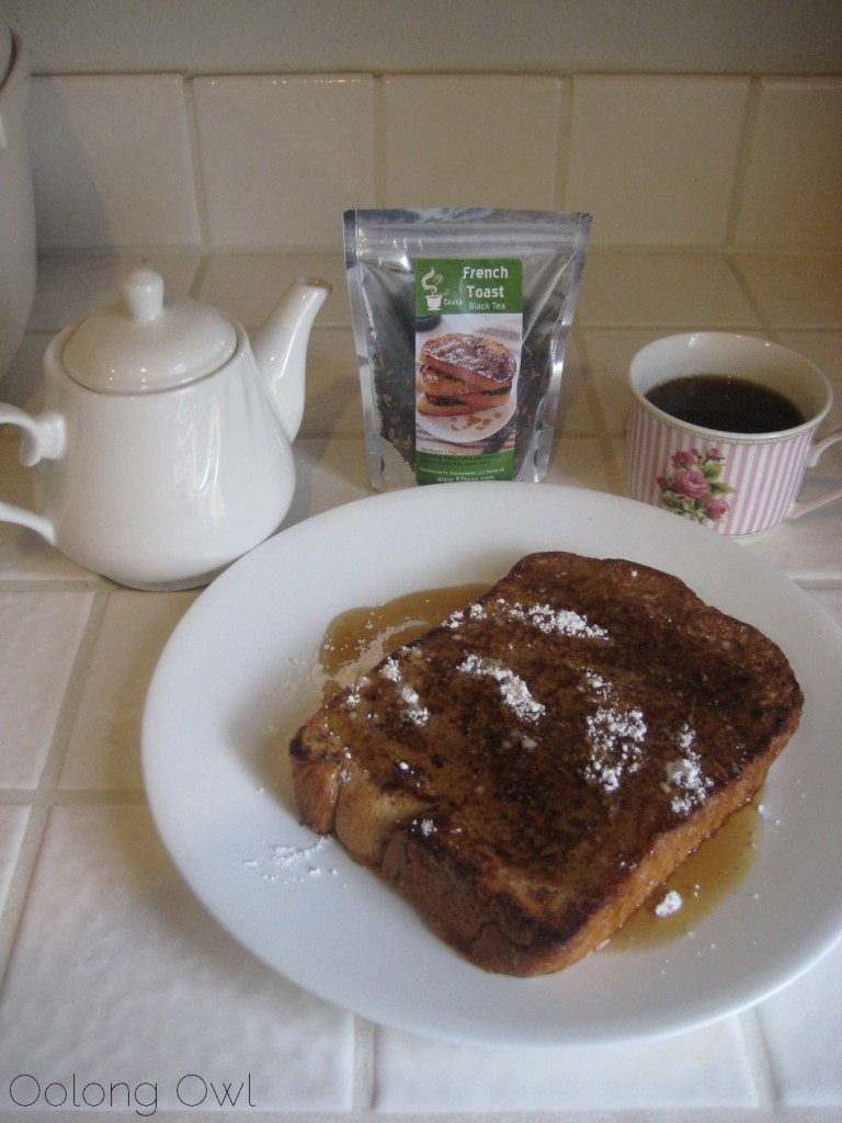 French Toast Black Tea from 52 Teas - Oolong Owl Tea Review (6)