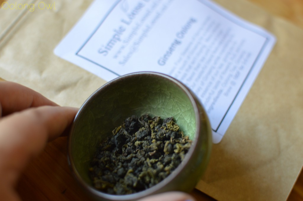 July Simple Loose Leaf selection club - oolong owl (4)