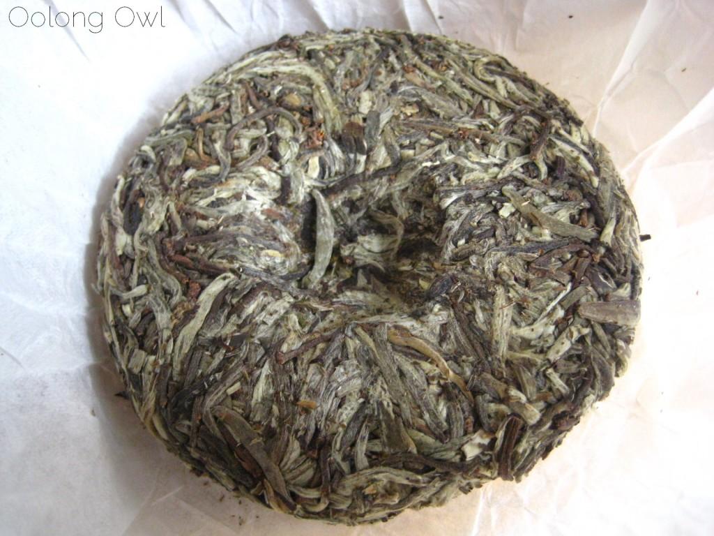 Mandala Tea Silver Buds Raw Puer 2012 - Oolong Owl Tea Review (3)
