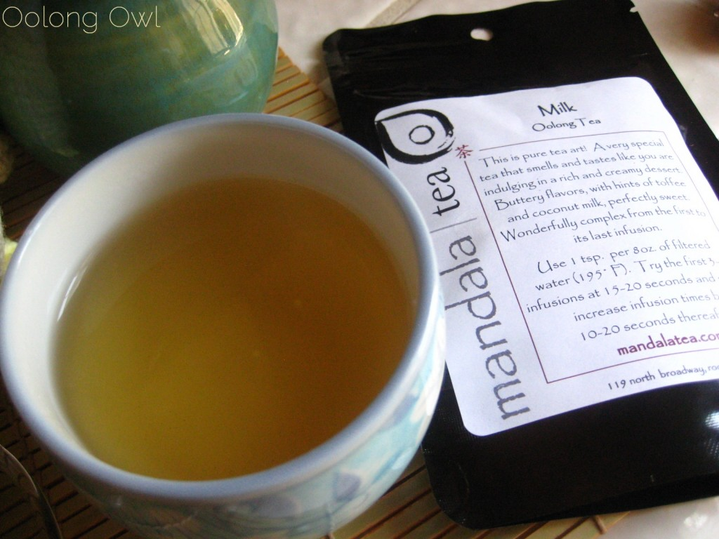 Milk Oolong from Mandala Tea - Oolong Owl Tea Review (6)