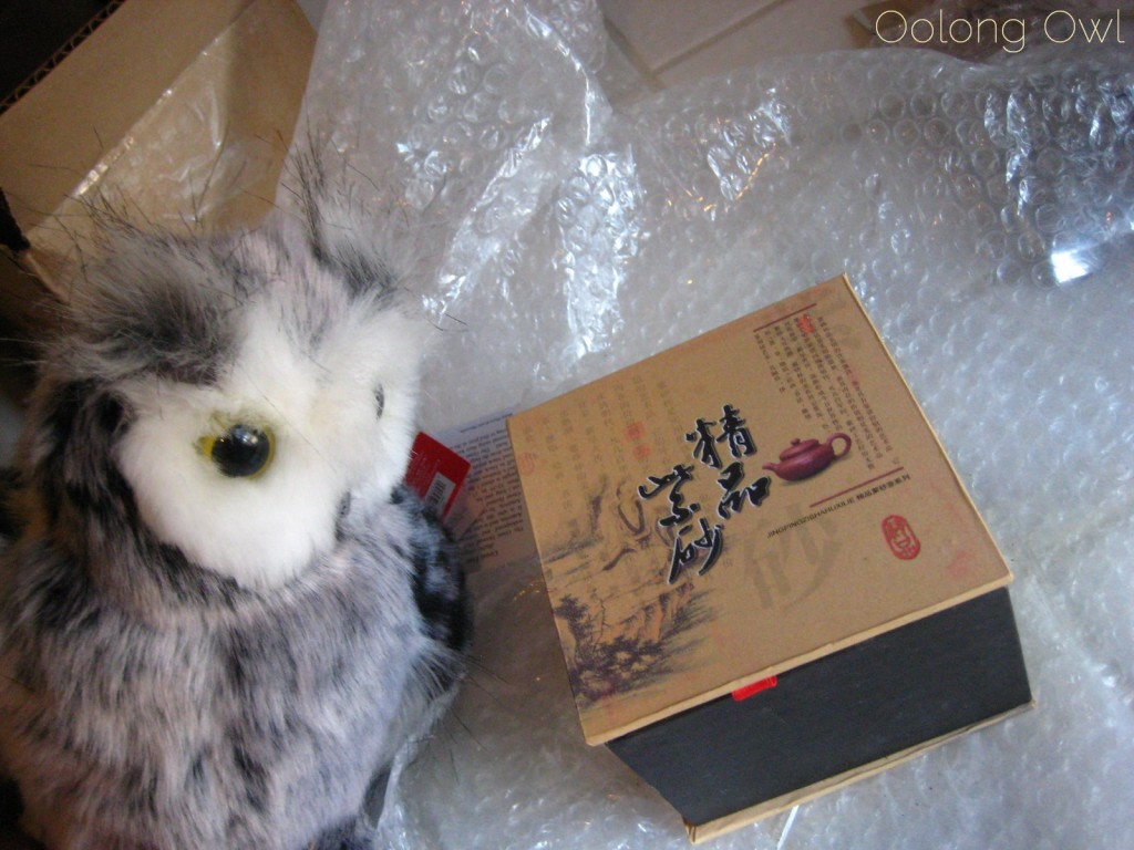 Oolong Owl yixing pot 3  (4)