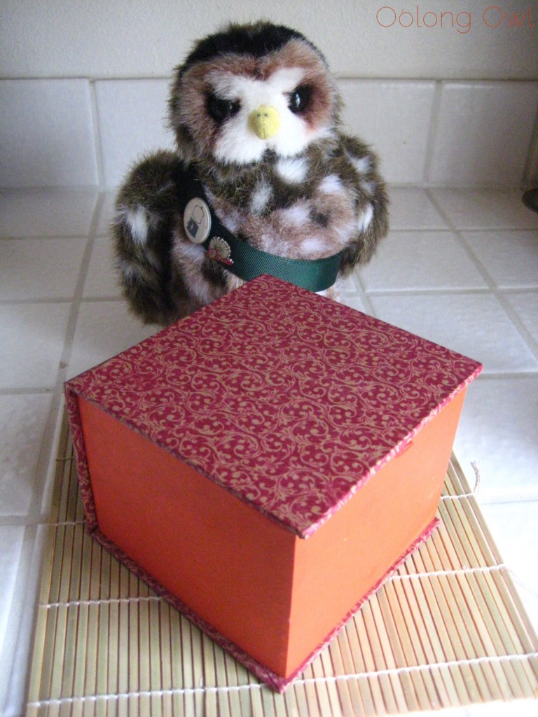 Oolong Owls first yixing tea pot (2)
