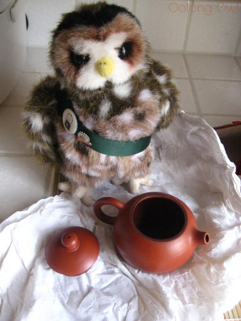 Oolong Owls first yixing tea pot (8)
