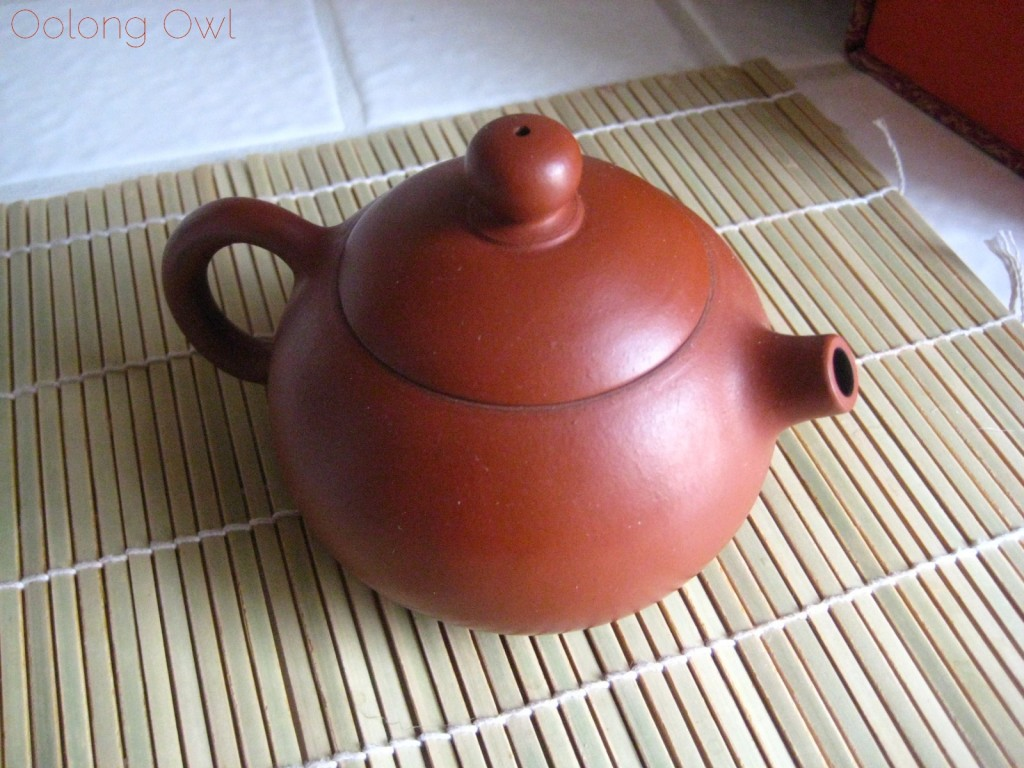 Oolong Owls first yixing tea pot (9)