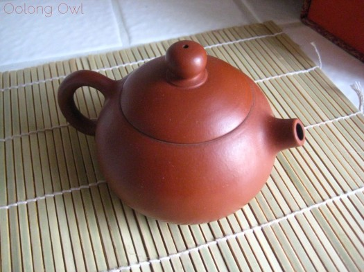 Oolong Owls first yixing tea pot (9)