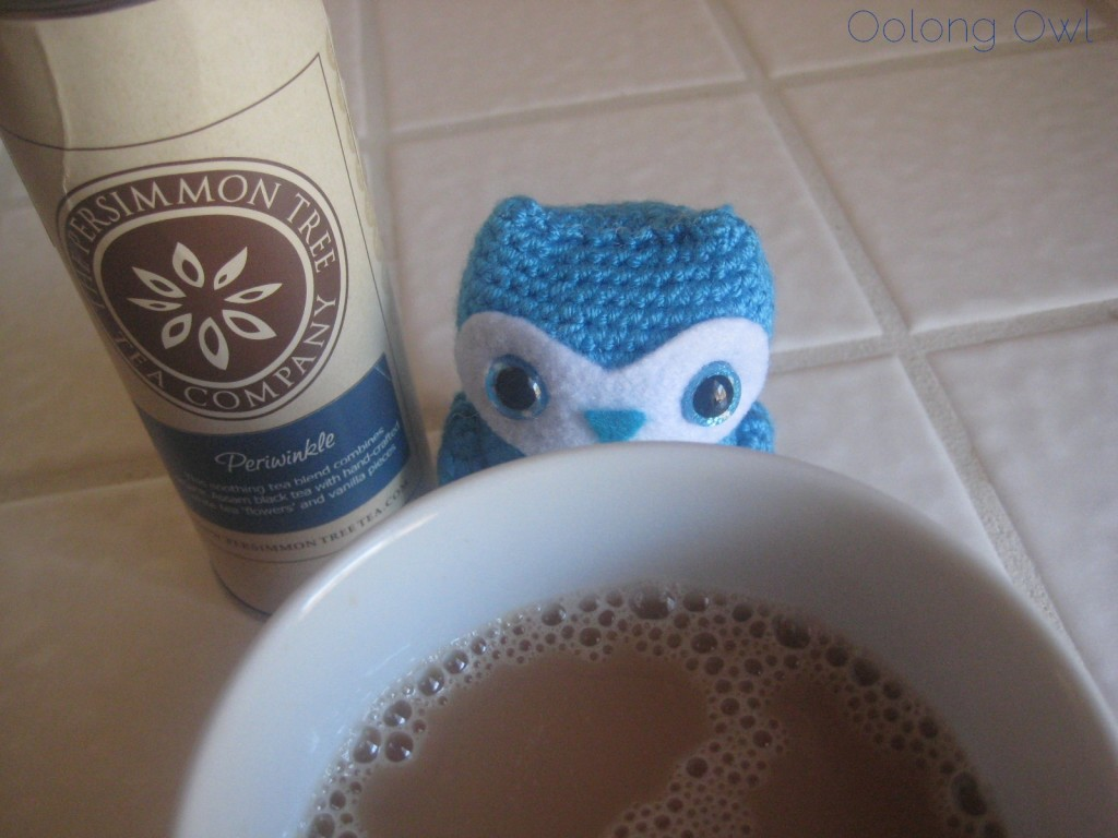 Periwinkle from The Persimmon Tree - Oolong Owl Tea Review (5)