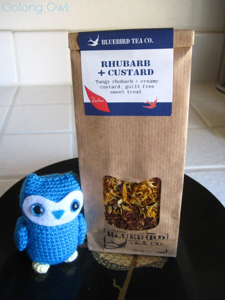 Rhubarb Custard from Bluebird Tea Co - Oolong Owl Tea Review (1)