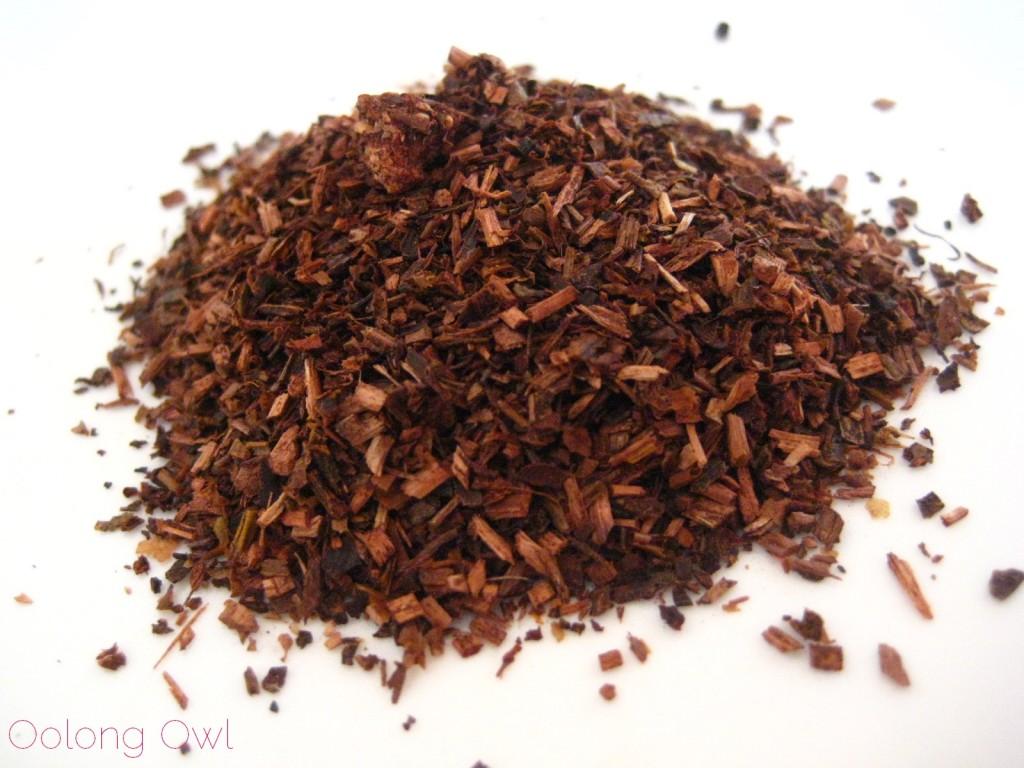 Strawberry Daiquiri Honeybush from 52 Teas - Oolong Owl Tea Review (3)