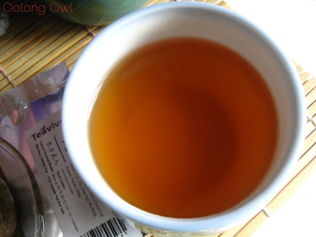 Taiwan Oriental Beauty Bai Hao from Teavivre - Oolong Owl Tea Review (11)