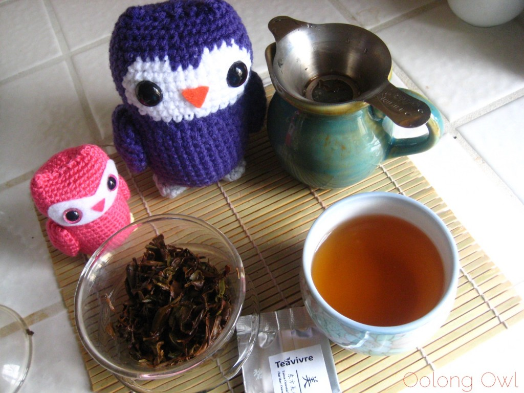 Taiwan Oriental Beauty Bai Hao from Teavivre - Oolong Owl Tea Review (12)