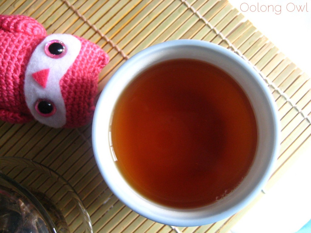 Taiwan Oriental Beauty Bai Hao from Teavivre - Oolong Owl Tea Review (17)