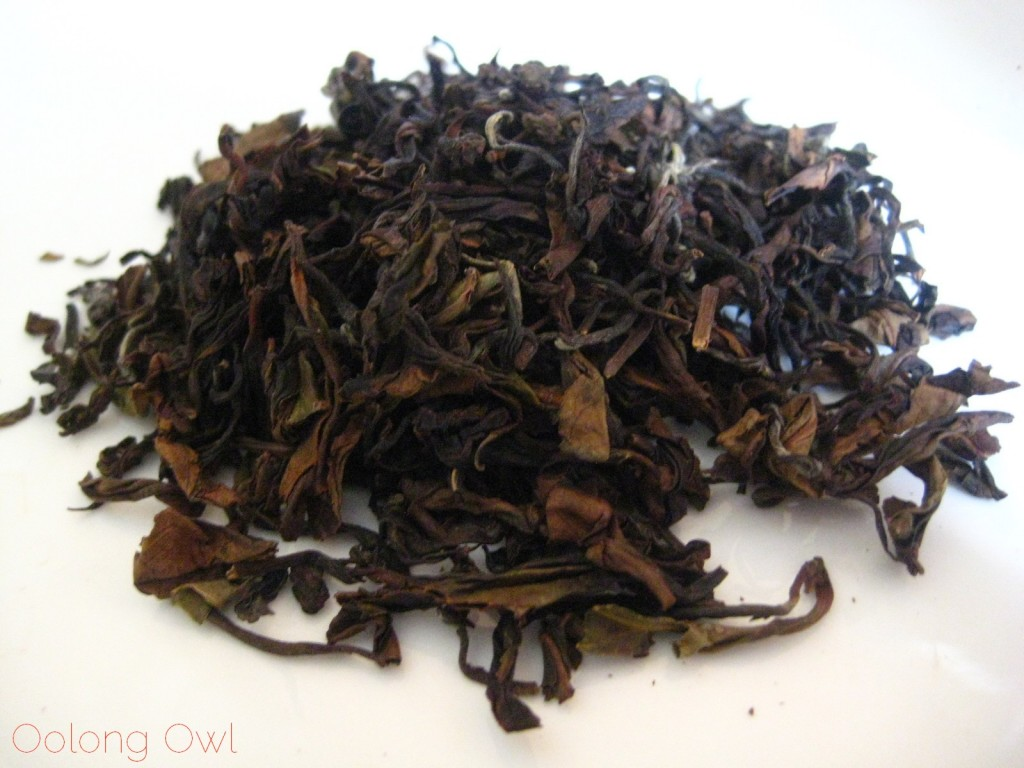 Taiwan Oriental Beauty Bai Hao from Teavivre - Oolong Owl Tea Review (4)