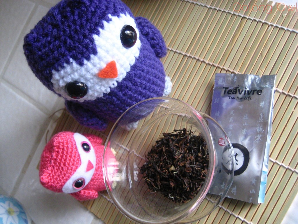 Taiwan Oriental Beauty Bai Hao from Teavivre - Oolong Owl Tea Review (5)