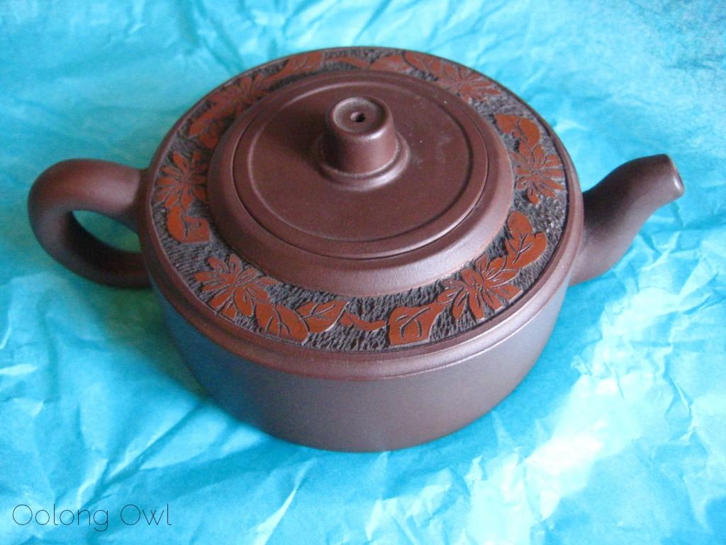 Yixing tea pot 3 by Oolong Owl (1)
