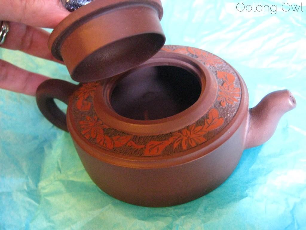 Yixing tea pot 3 by Oolong Owl (4)